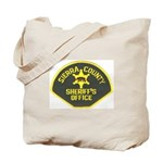 Sierra County Sheriff Tote Bag