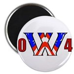 """W 04 2.25"""" Magnet (100 pack)"""