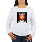 Out of this World Sci-Fi Mom Women's Long Sleeve T