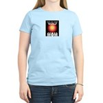 Out of this World Sci-Fi Mom Women's Light T-Shirt