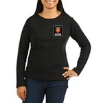 Out of this World Sci-Fi Mom Women's Long Sleeve D