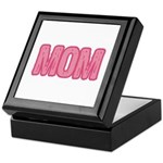 Mom in Pink Mother's Day Keepsake Box