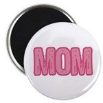 "Mom in Pink Mother's Day 2.25"" Magnet (100 pack)"