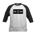 Dymo Black Label Me Mom Mother Kids Baseball Jerse