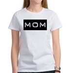 Dymo Black Label Me Mom Mother Women's T-Shirt