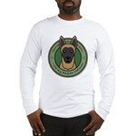 Love My Malinois Long Sleeve T-Shirt