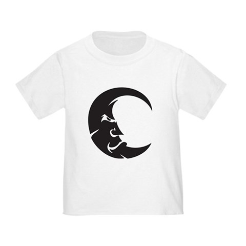 Tribal Moon Tattoo T
