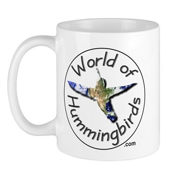 World of Hummingbirds .com Mug