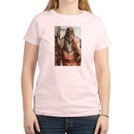 Plato Education: Women's Pink T-Shirt