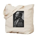 Poincare: Nature Science Tote Bag