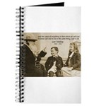 Leo Tolstoy: God Quotes Journal