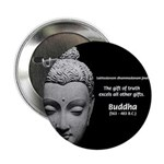 "Buddhist Religion: Gift of Truth 2.25"" Button (10"