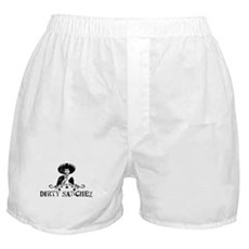 Dirty Sanchez Boxer Shorts
