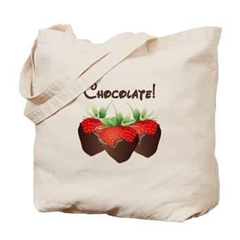 Chocolate Lovers Bags and Totes