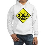 Second Amendment Zone Hooded Sweatshirt