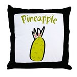 Pineapple Throw Pillow