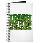 Irish Car Bomb Team Shamrock Journal