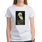 Charles Darwin: Science Women's T-Shirt