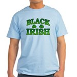 Once You go Irish You Never Go Back Light T-Shirt