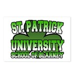 St. Patrick University School of Blarney Postcards