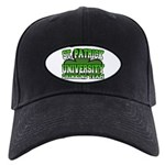 St. Patrick University Drinking Team Black Cap