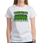 Designated Drinker Women's T-Shirt