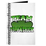 Team St. Patrick Journal