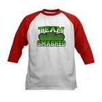 Team Smashed Kids Baseball Jersey