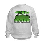 Team Drunk Kids Sweatshirt