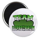 "Team Leprechaun 2.25"" Magnet (100 pack)"