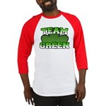 Team Green Baseball Jersey