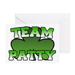 Team Patty Greeting Cards (Pk of 10)