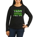 Team Patty Women's Long Sleeve Dark T-Shirt