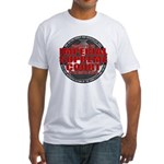Property Rights 5th Amendment Fitted T-Shirt