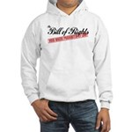 Bill of Rights Hooded Sweatshirt
