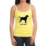 Got Labs? Jr. Spaghetti Tank