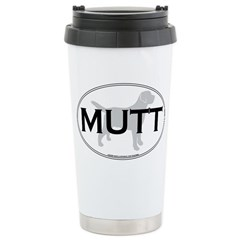 MUTT Ceramic Travel Mug