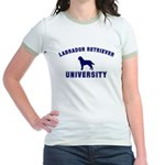 Lab University Jr. Ringer T-Shirt