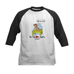 Refusing Down Agility Kids Baseball Jersey