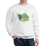 See-Saw Agility Dog Sweatshirt