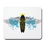 """Surf Angel: Tribe"" Mousepad"