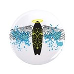 """Surf Angel: Tribe"" 3.5"" Button (100 pack)"