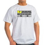 Error Loading America (RKBA) Light T-Shirt