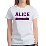 Alice, Quirkier Than You. Women's T-Shirt
