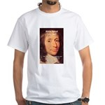 Mathematician: Blaise Pascal White T-Shirt