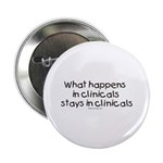 "Student Nurse Clinicals 2.25"" Button (100 pack)"