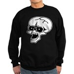 Screaming Skull Sweatshirt (dark)