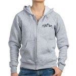 Phantom Halloween Women's Zip Hoodie