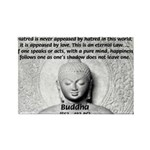 Buddhism Philosophy of Love Rectangle Magnet