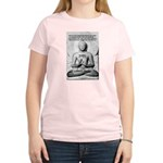 Buddhism Philosophy of Love Women's Pink T-Shirt